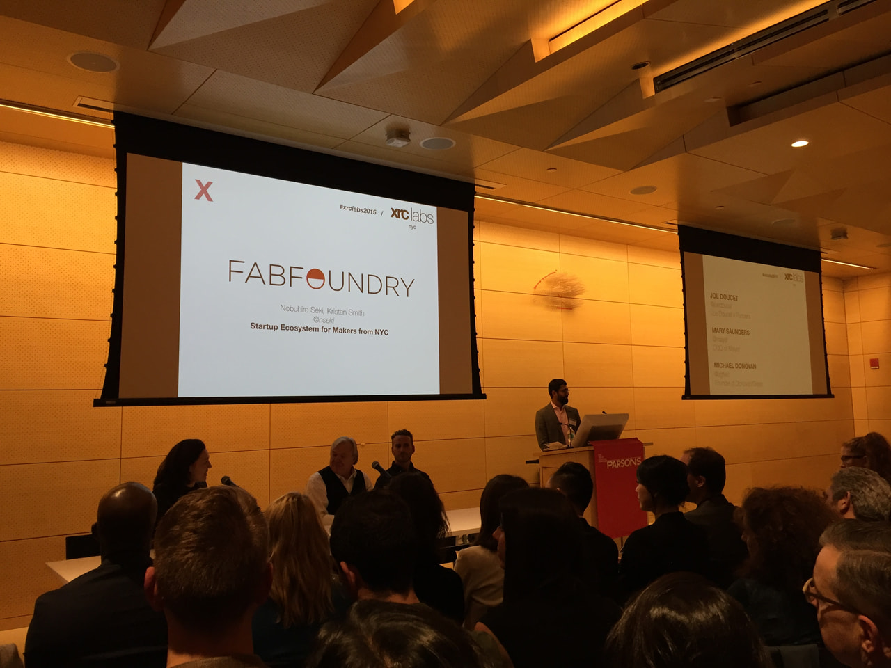 FabFoundry at XRC Labs
