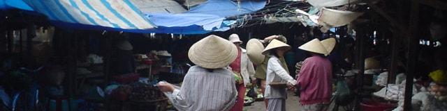 Hoi An, Viet Nam, January 2003